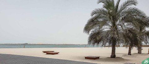 Al Fahid Island, Abu Dhabi