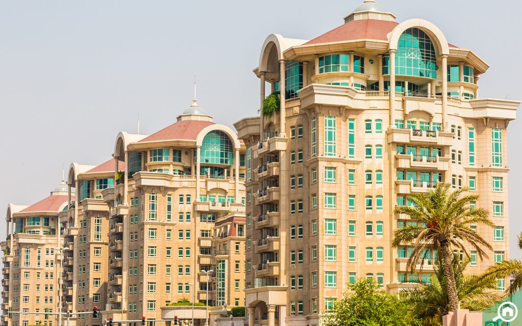 apartments in difc