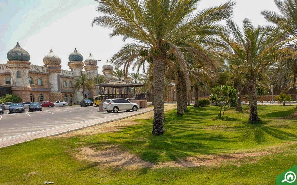 منطقة الباهية ابوظبي
