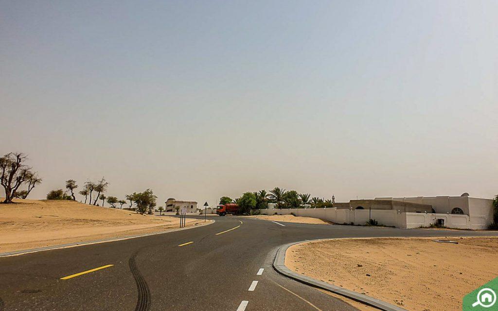 منطقة العوير دبي