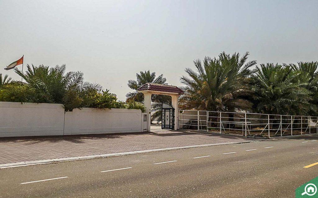 مباني العوير دبي