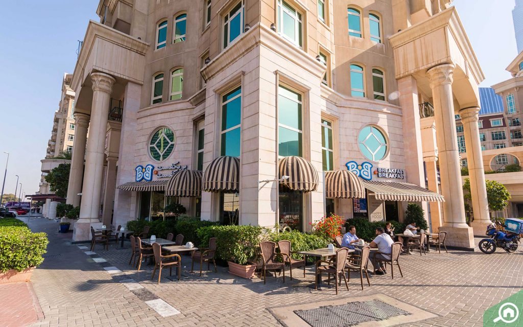 restaurant in difc