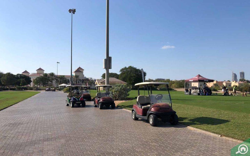 els club near jumeirah golf estate