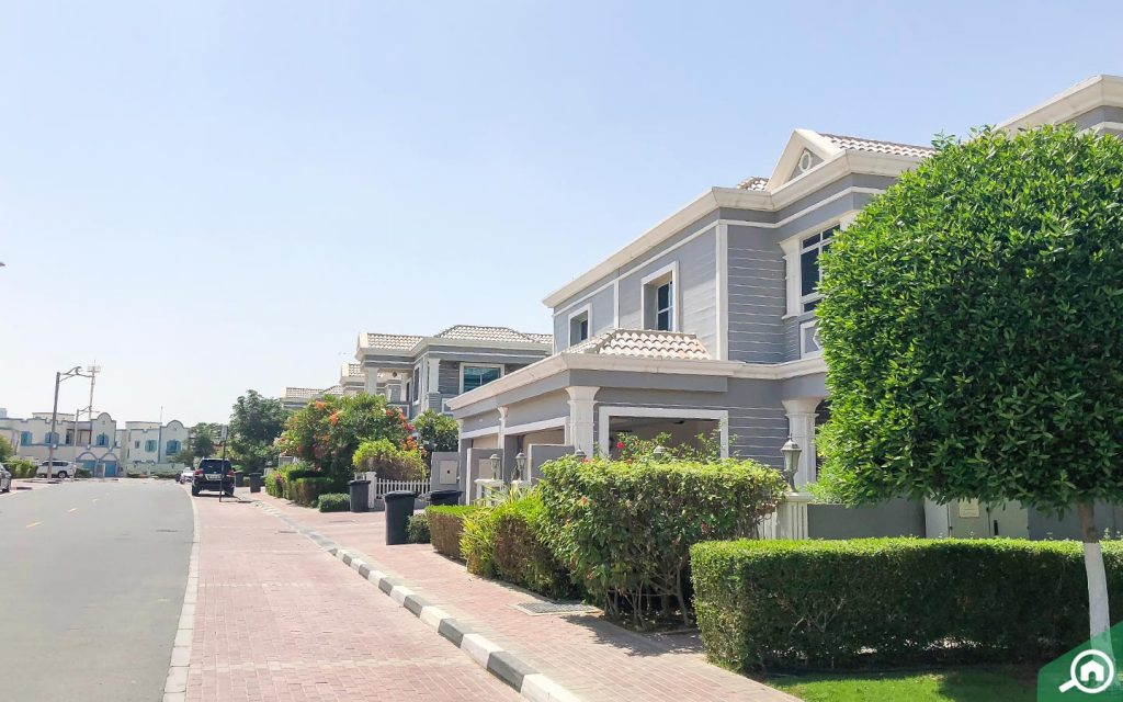 villas in falcon city of wonders
