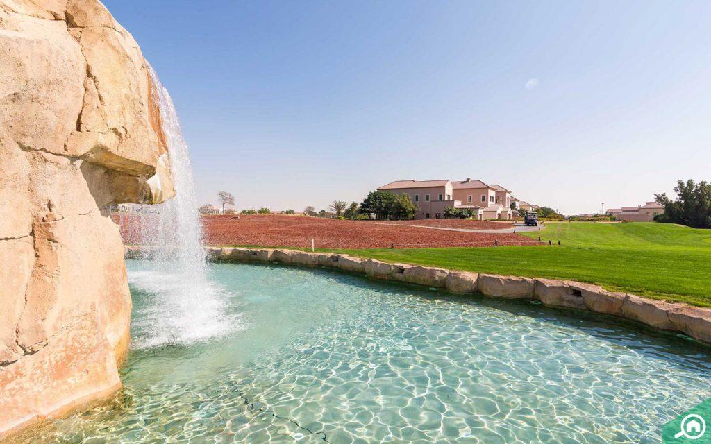 living in jumeirah golf estates