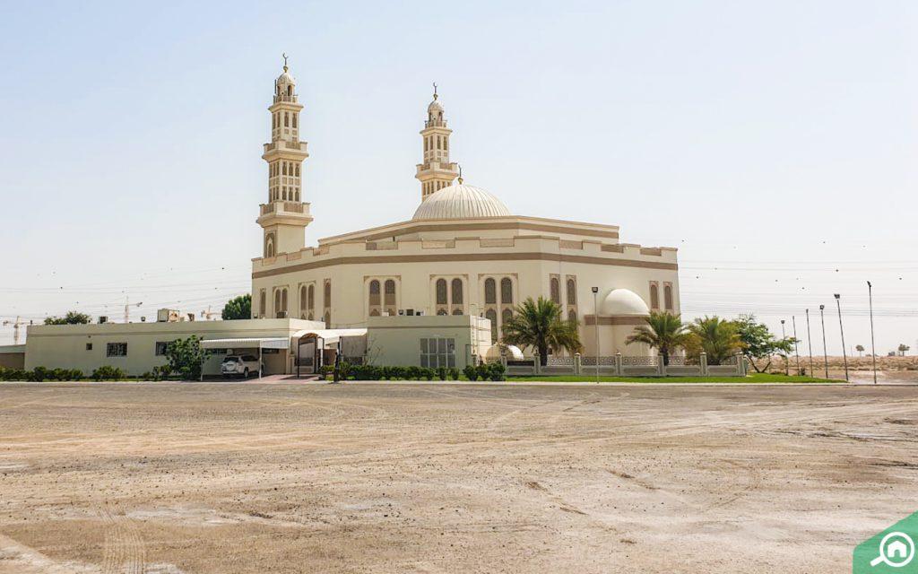 mosque near al quoz 4