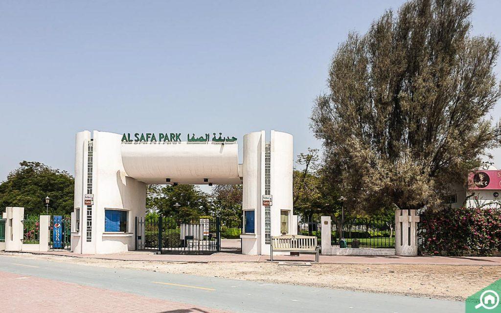 safa park near al wasl