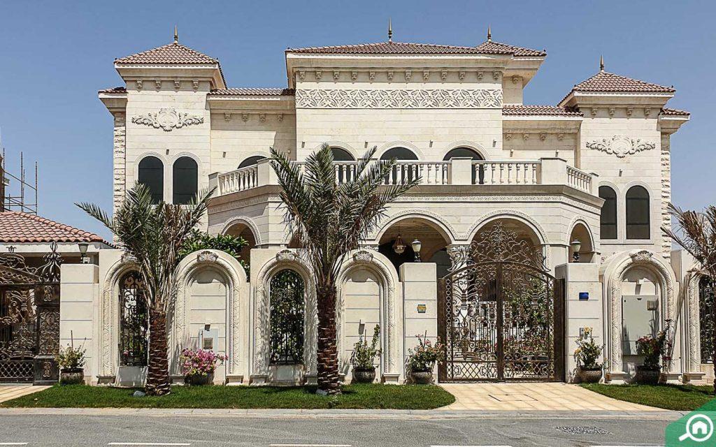 villa for rent in al warqaa