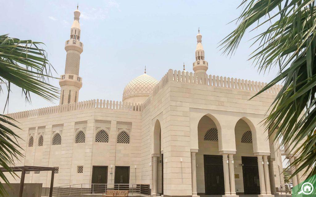 مسجد مجمع القوز 1 السكني