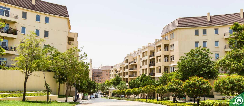 Casa Flore, Motor City, Dubai, United Arab Emirates