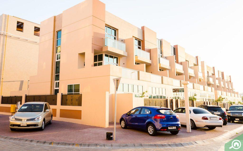 عقارات قرية جميرا الدائرية