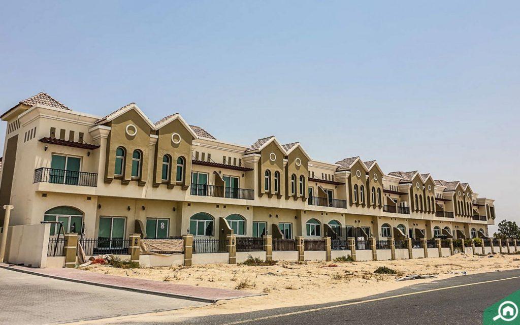 مجمع فلل في صحارى ميدوز