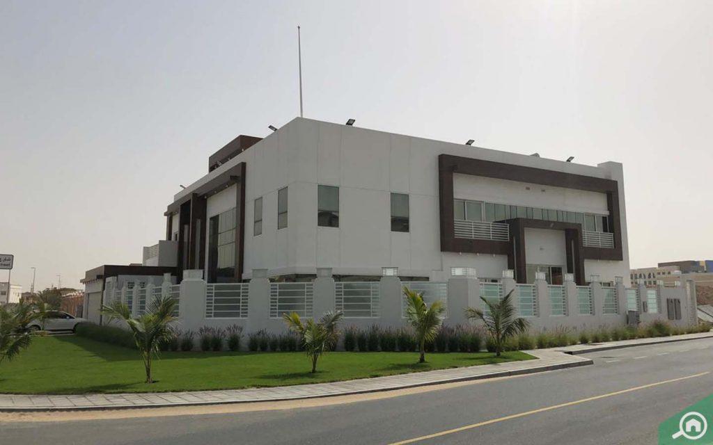 villa for rent in al barsha south