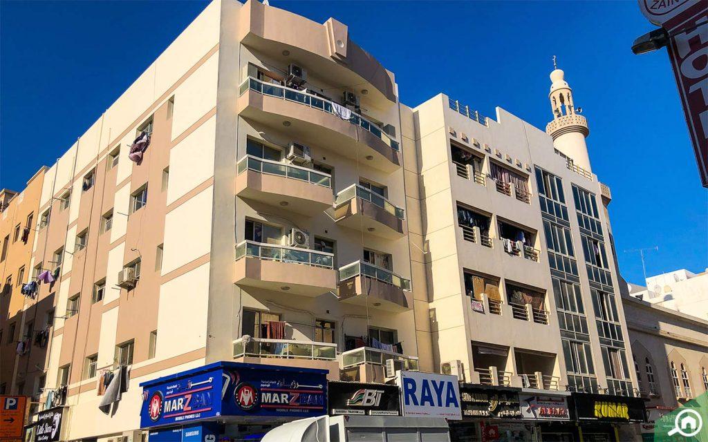 hor al anz buildings