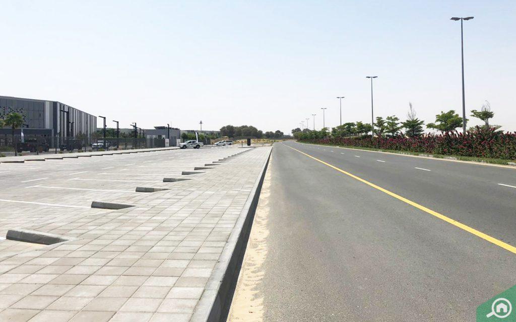 شوارع ند الشبا