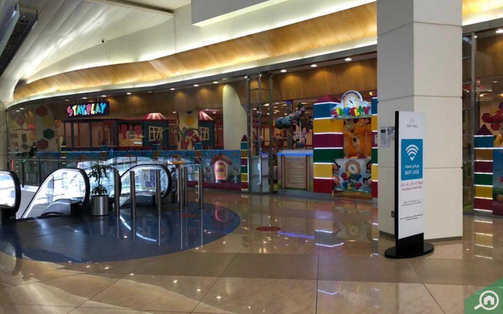 reef mall near hor al anz