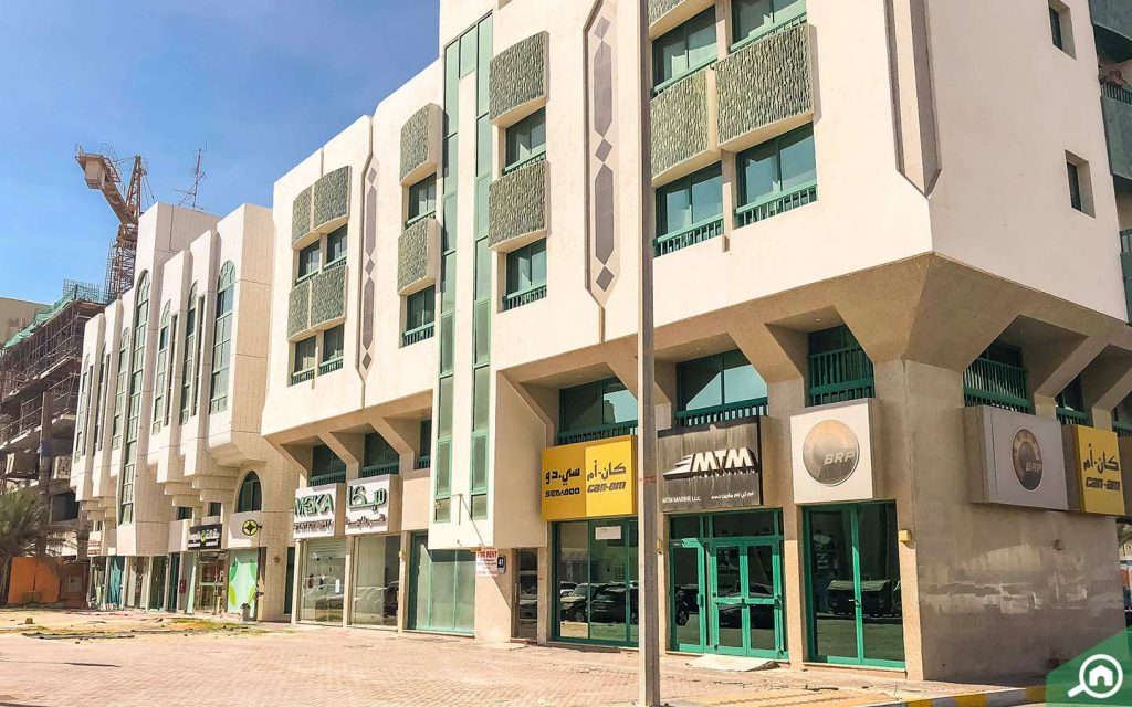 Apartments on al salam street abu dhabi