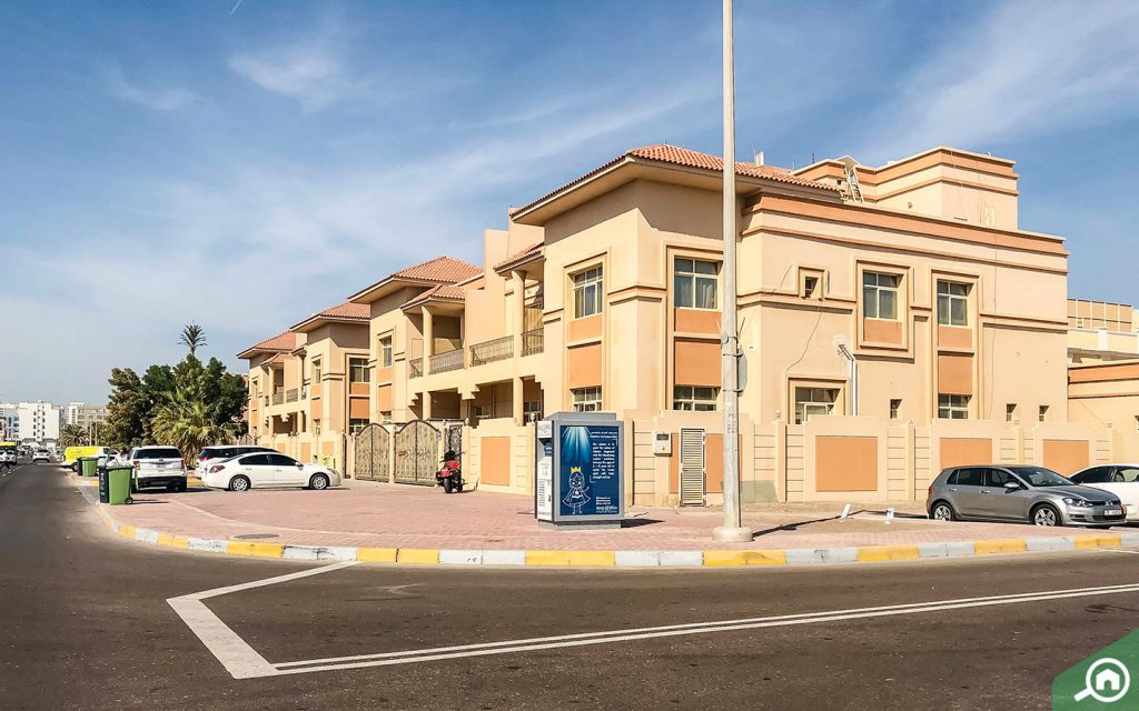 villas on al salam street abu dhabi
