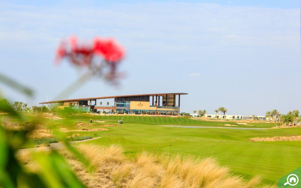 trump golf course in akoya oxygen