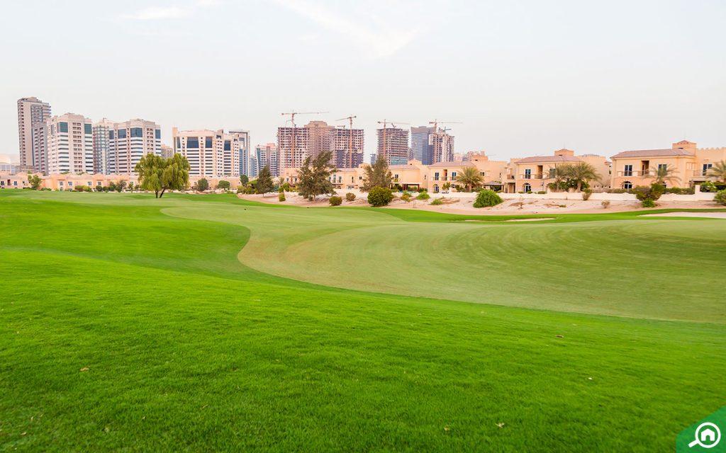 Fairways Els Golf Club in Victory Heights