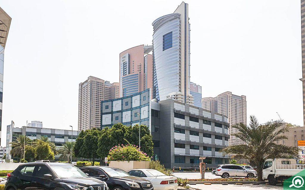 مباني ذات تصميم معماري فذّ