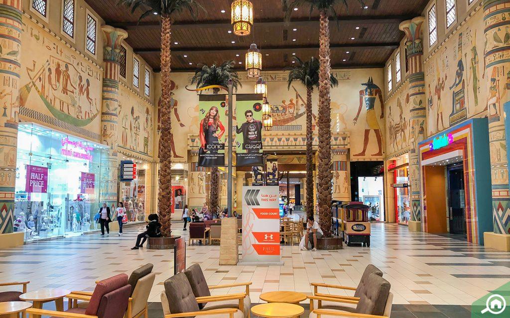 ibn battuta mall near dubai style