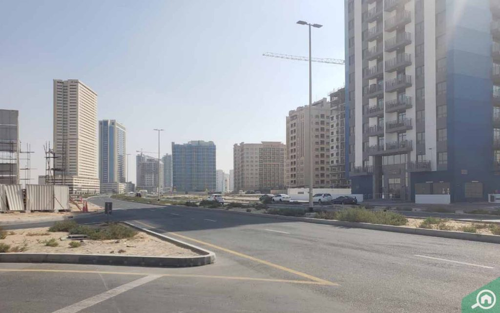 apartments for rent in dubai residence complex