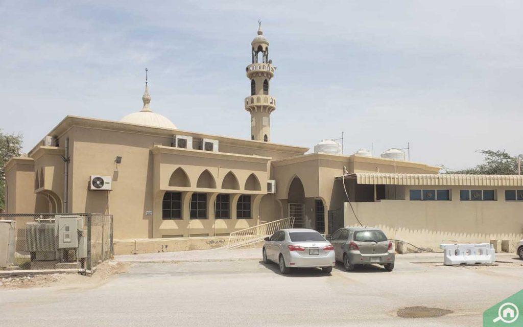 Mosque in Al Nakheel
