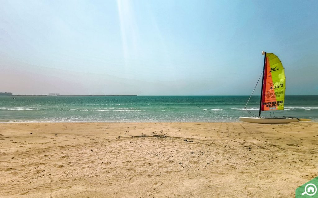 Al Hamra Beach