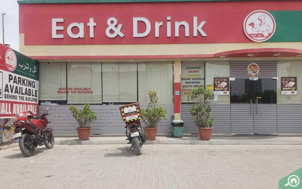 Eat & Drink Restaurant
