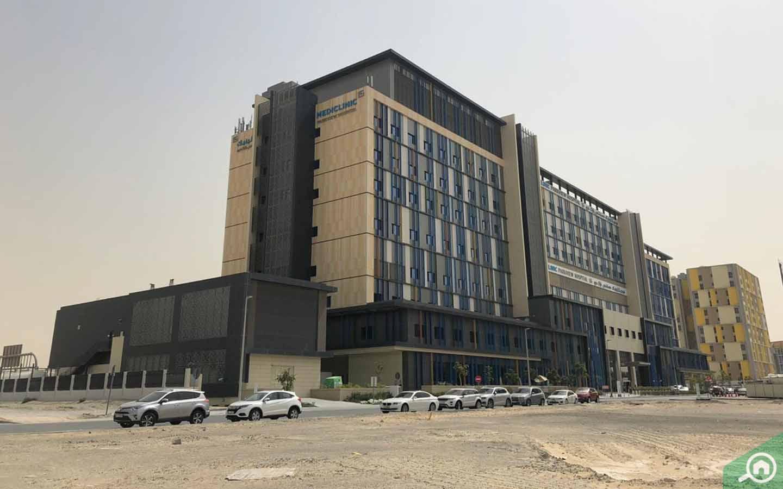 Mediclinic hospital Al Barsha