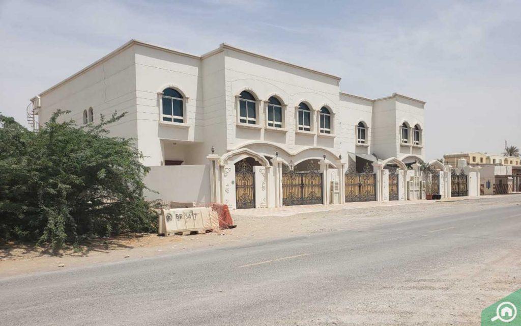 Villas in Al Nakheel