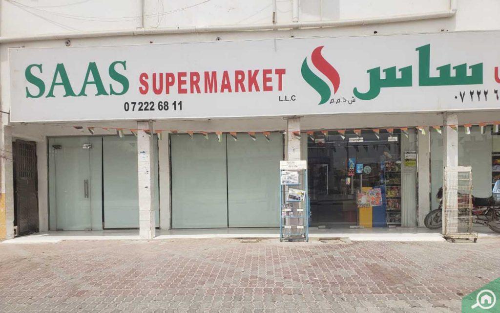 Saas Supermarket
