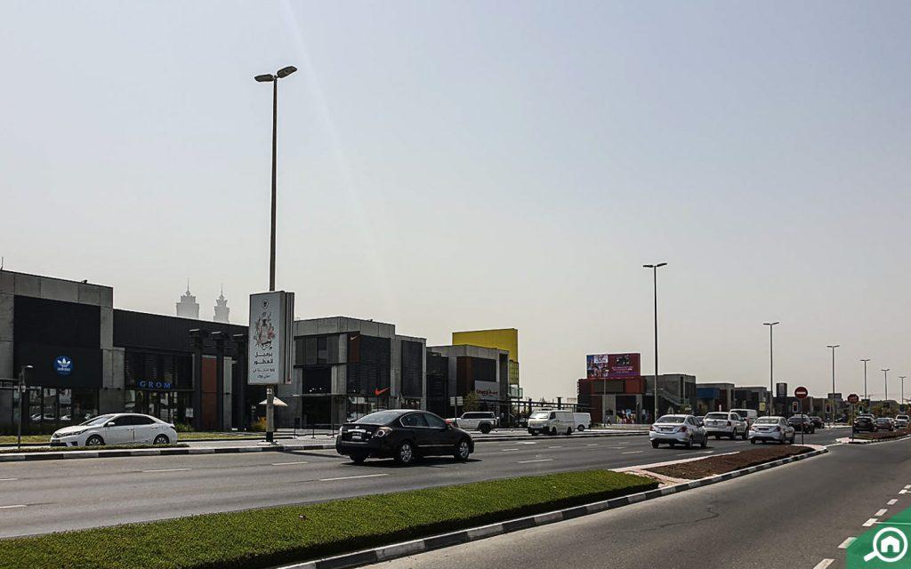 city walk, jumeirah