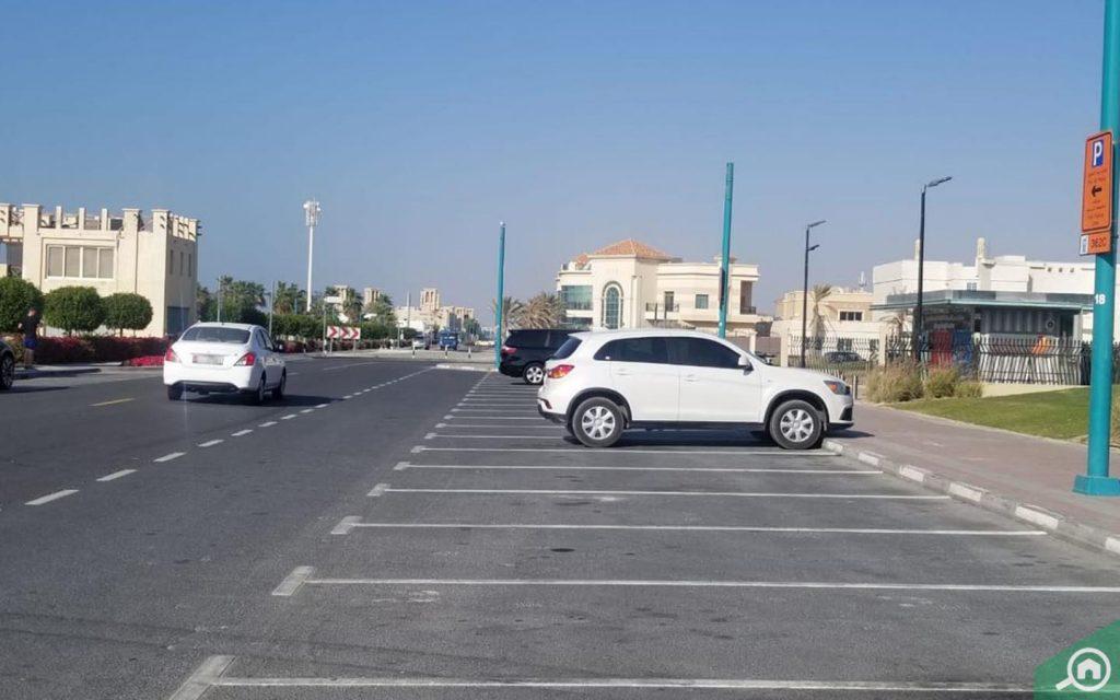 parking in umm suqeim 2