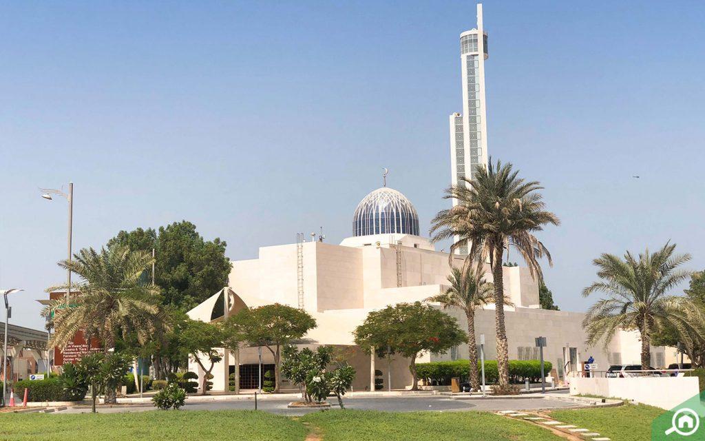 مسجد عبد الرحمن صديق