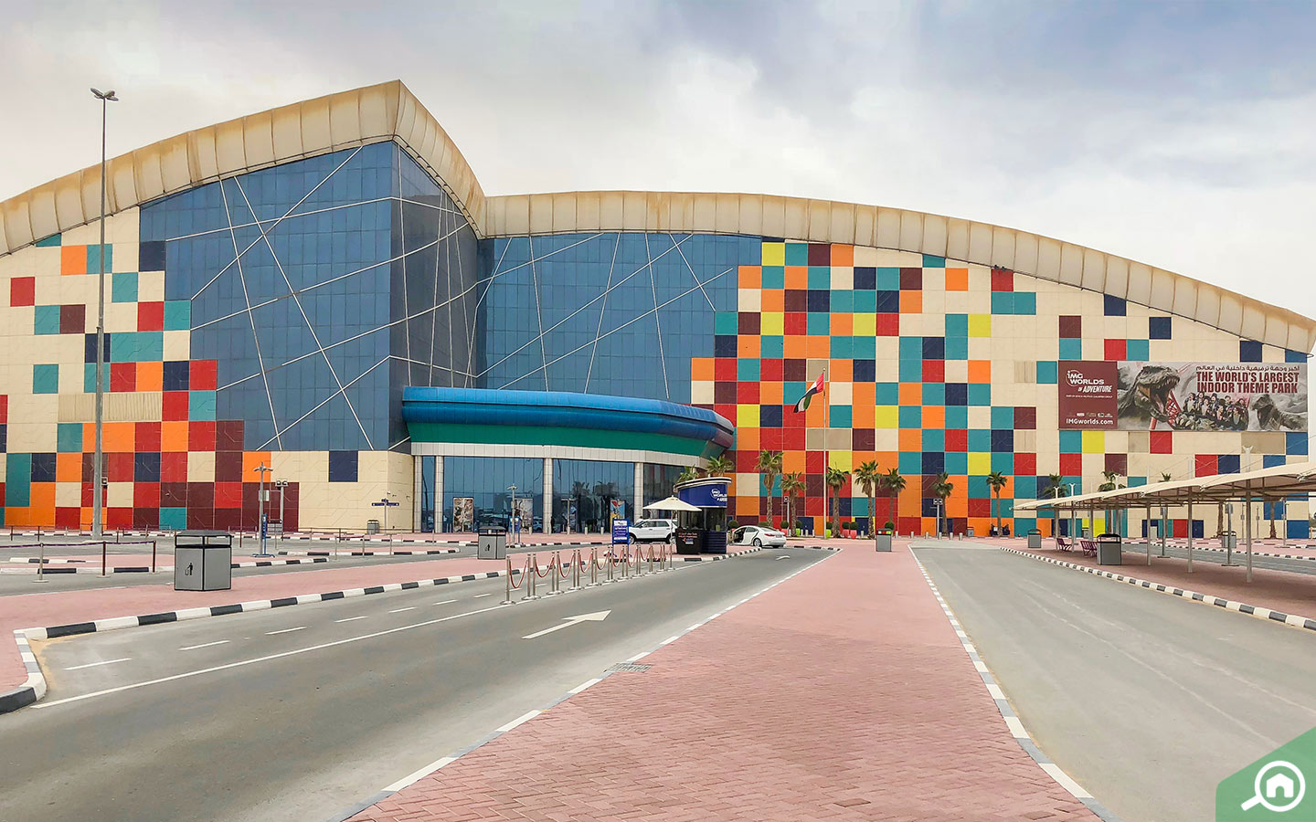 IMG Worlds of Adventure in Dubailand