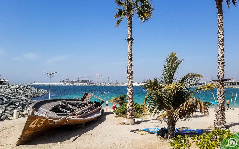 Jumeirah Public Beach near La Quinta