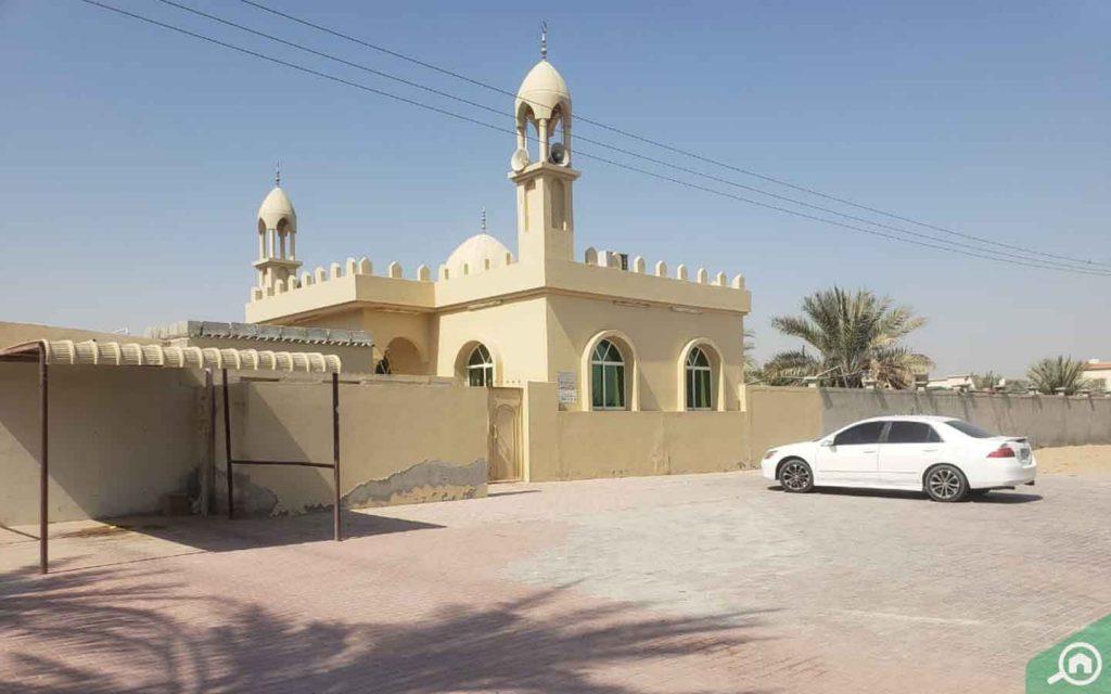مسجد نعيم بن مسعود