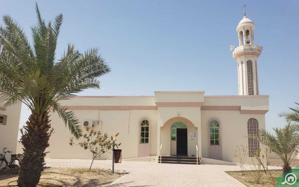مسجد سعد بن أبي وقاص