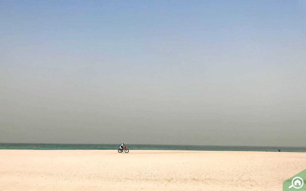 شاطئ أم سقيم العام