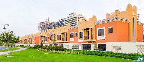 قرية ماربيلا، مدينة دبي الرياضية
