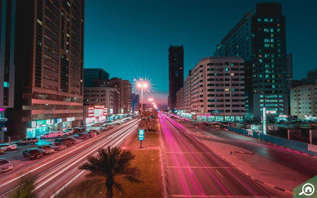 شوارع الراشدية 2