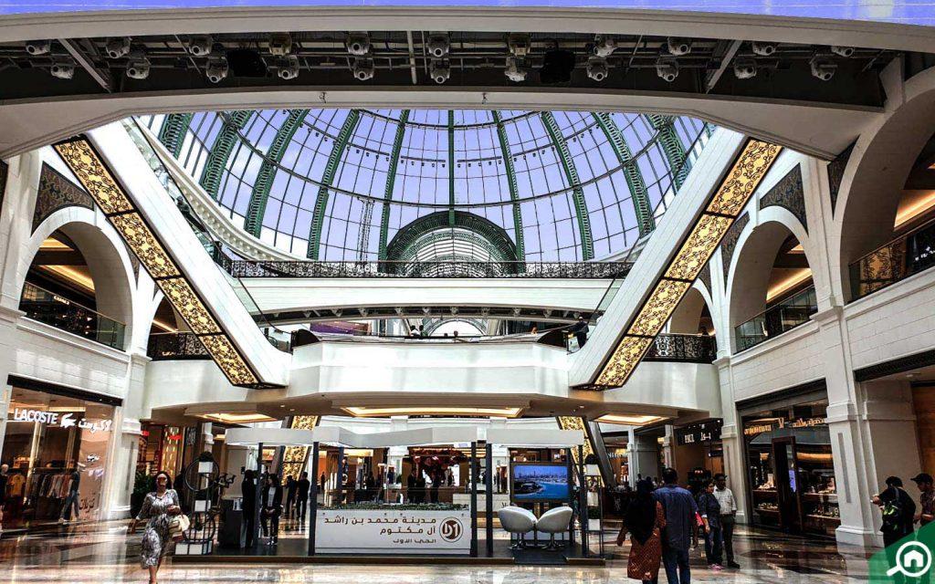 mall of the emirates near haven villas jvc